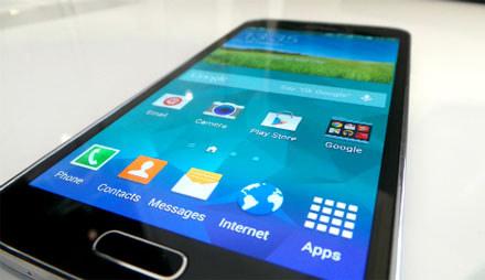 Rygter angående skærmstørrelse og kamera på Samsung Galaxy S5